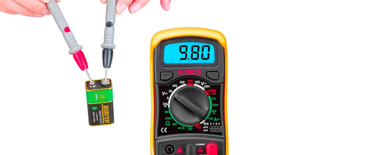 mejor polimetro digital