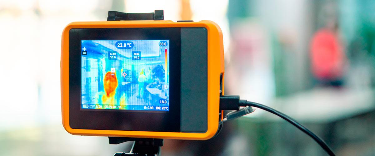 Analizando las mejores cámaras térmicas 2021